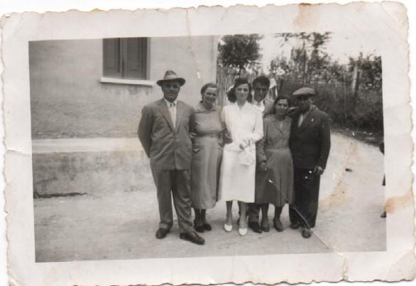 Foto antica ritrovata negli archivi dell'associazione Retinite pigmentosa e malattie rare in oftalmologia emilia romagna